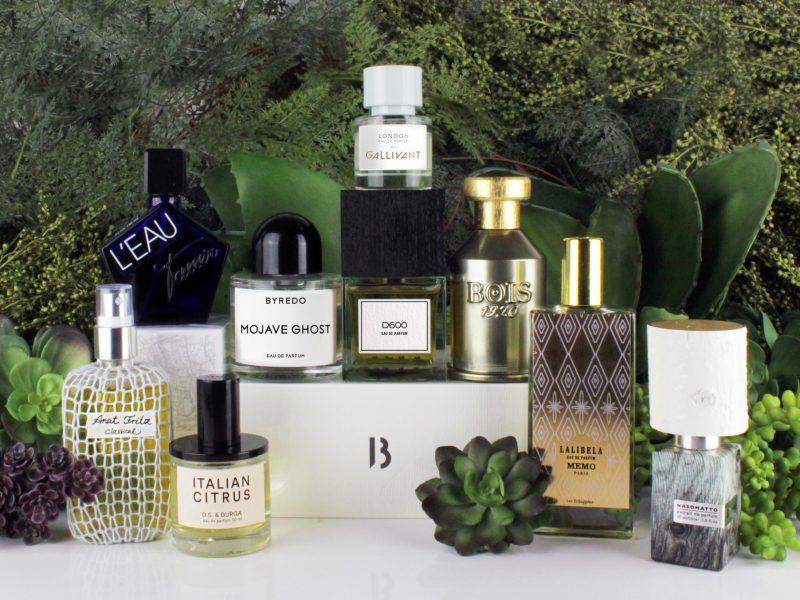 Zestawienie perfum niszowych